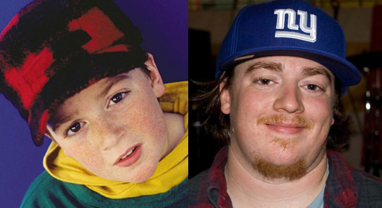 Dan Tamberelli - Then and now.