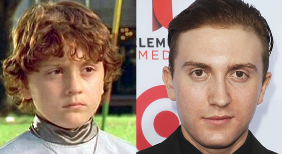 Daryl Sabara - Then and now.