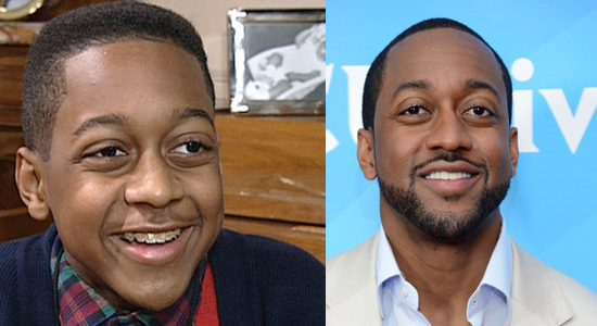 Jaleel White - Then and now.
