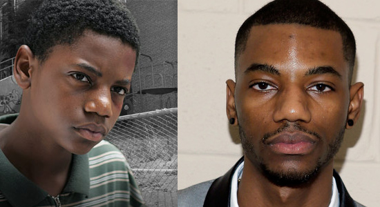 Jermaine Crawford - Then and now.