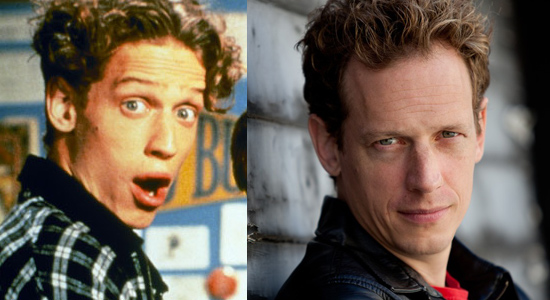 John Mallory Asher - Then and now.