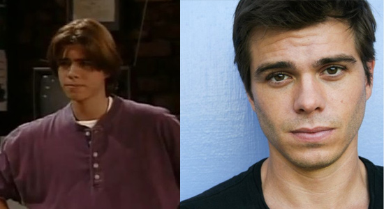 Matthew Lawrence - Then and now.