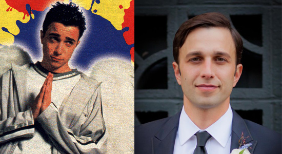 Mike Damus - Then and now.