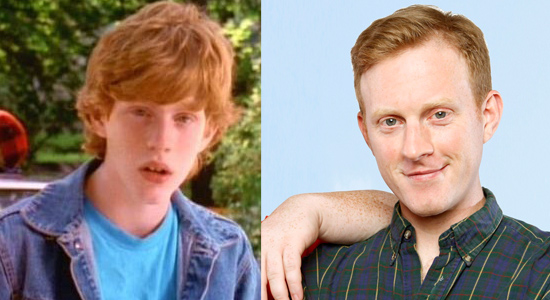 Mike Maronna - Then and now.