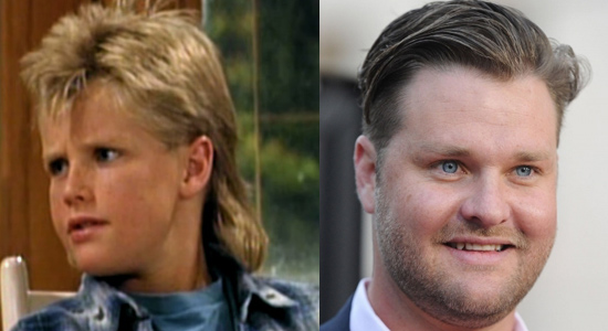 Zachery Ty Bryan - Then and now.