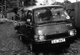 Loughgall Ambush