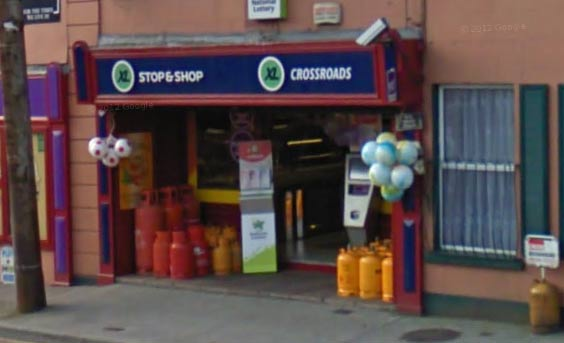 crossroads shop wexford