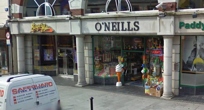o neills shop redmond square