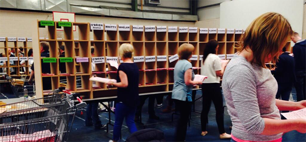 Wexford Local Election Count