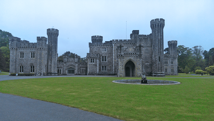 Johnstown Castle - An Irish castle situated in County Wexford.