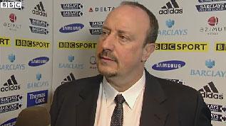 Rafael Benítez, Chelsea
