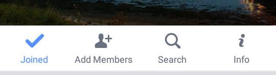 facebook group mobile