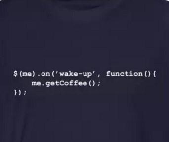 JQuery T-Shirt