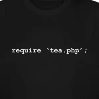 Tea PHP