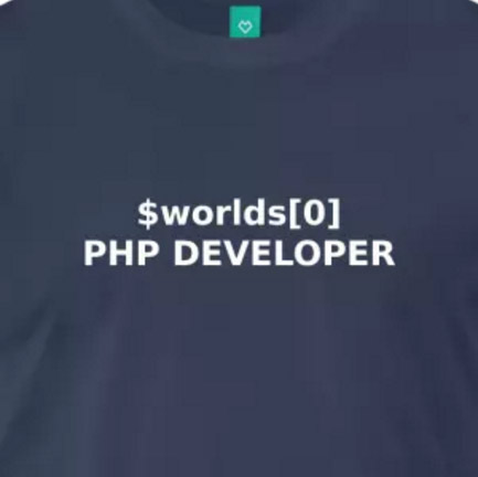 World's Best PHP Developer