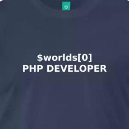 World's Best PHP Developer