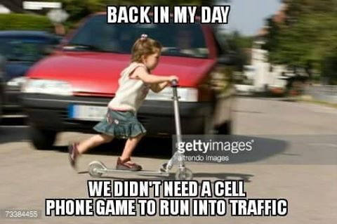 Pokemon Go Traffic