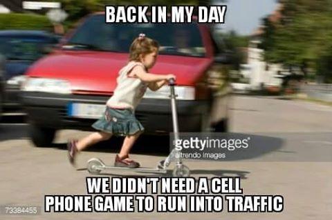 Pokemon Go Traffic