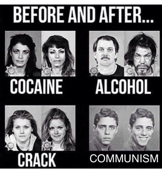 before and after communism