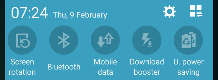 mobile data off android