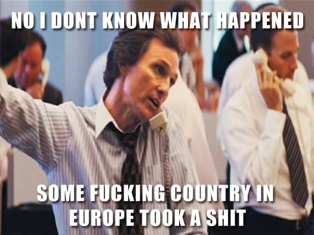 Country in Europe.