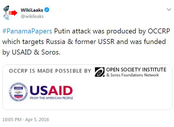 Wikileaks Panama Papers