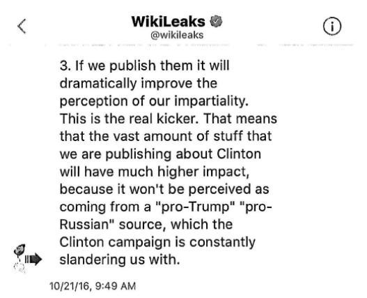 Wikileaks Trump Tax Return