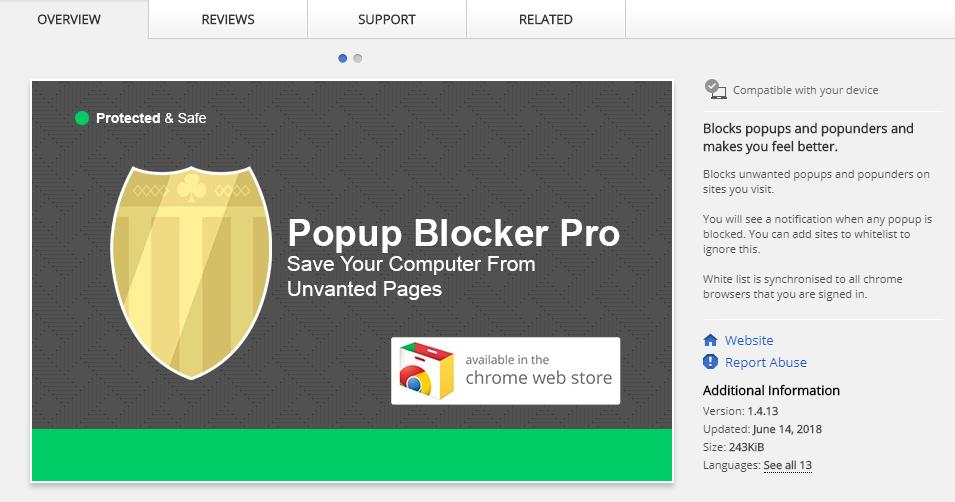 Popup Blocker Pro