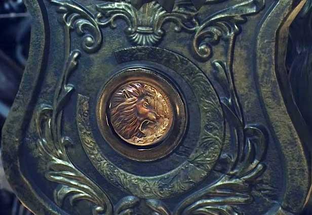 Lion Medallion - Resident Evil 2