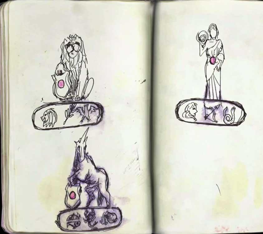 Officer's Notebook - Resident Evil 2
