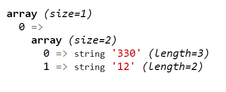 Extracting numbers from a string in PHP.