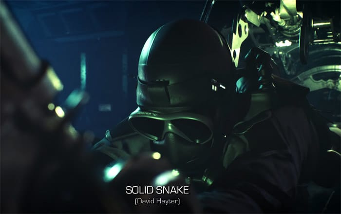 Metal Gear Solid remake.
