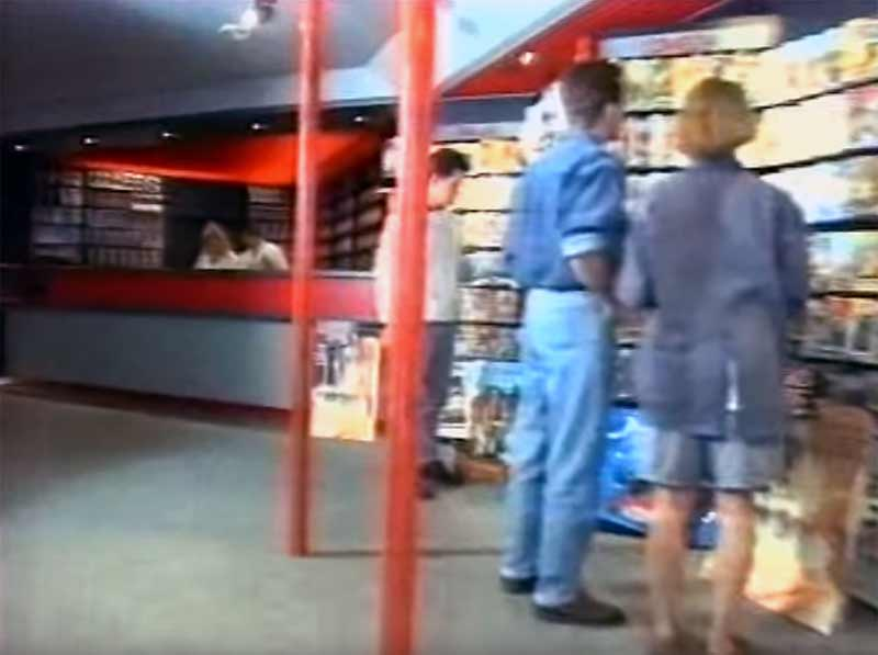 Xtra-vision in 1989.